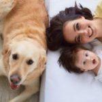 Neugeborenen Haustiere vorstellen